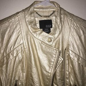 Jackets & Blazers - Golden Jacket